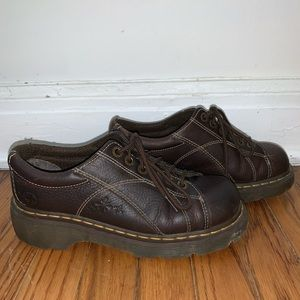 Vintage 90s Dr. Marten Chunky Platforms